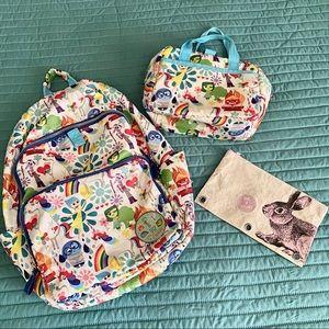 Disney | Kids Inside Out Backpack